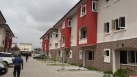 3 Bedroom Terrace House, Agungi, Lekki, Lagos, 4 Bedroom Flat / Apartment For Rent