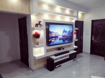 Tastefully Furnished 3 Bedroom Flat, No 1, Abiola Apooyin Street, Oral Estate, Lekki Phase 2, Lekki, Lagos, Flat Short Let