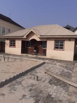 Modern 3 Bedroom Bungalow Alone in Compound, Unity Estate Beside Cooperative Villa Badore Ajah, Badore, Ajah, Lagos, Detached Bungalow for Rent