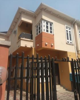 4 Bedroom Semi-detached Duplex, Westend Estate Inside Ikota Villa Estate Gate 1, Ikota Villa Estate, Lekki, Lagos, Semi-detached Duplex for Rent