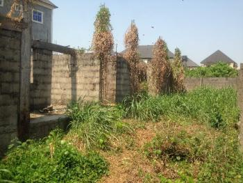 Uncompleted 4 Bedroom Duplex Still on Ground Floor, Located at Imo Housing Road 5 Extension, New Owerri, Owerri, Imo, Detached Duplex for Sale