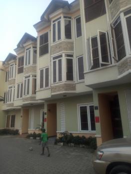 Luxury 4 Bedroom Terrace House, Onike, Yaba, Lagos, Terraced Duplex for Rent