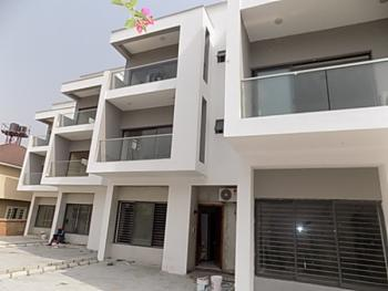 4 Bedroom Terraced Duplex with Bq, Lekki Phase 1, By 2nd Round About, Lekki Phase 1, Lekki, Lagos, Terraced Duplex for Rent