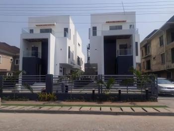 Automated 5 Bedrooms Luxury Finished House, Victory Park Estate, Osapa, Lekki, Lagos, Detached Duplex for Sale