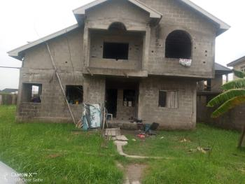 Perfectly Constructed Multiple Unit Carcass, Benson Street, Badore, Ajah, Lagos, Detached Duplex for Sale