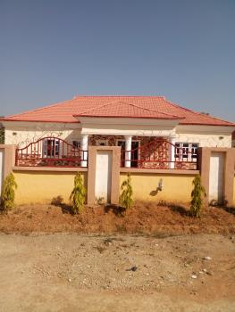 Exquisite 3 Bedroom Detached Bungalow, Jedo Estate Behind Energy House Airport Road Abuja, Lugbe District, Abuja, Detached Bungalow for Rent
