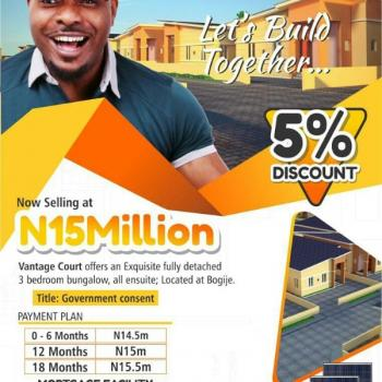 Vantage Court, Along Lekki Epe Expressway, Lekki Expressway, Lekki, Lagos, Detached Duplex for Rent
