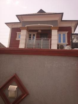Ensuite First Floor 2 Bedroom Flat Relatively New, Off Station Bus Stop, Fagba, Agege, Lagos, Flat for Rent