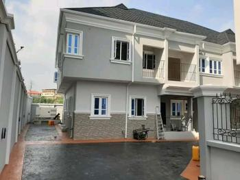 New 4bedroom Terrace Duplex(2units in Compound)+bq, Arowojobe Estate, Mende, Maryland, Lagos, Terraced Duplex for Sale