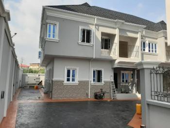 2 Unit of 4 Bedroom Duplex + Bq, Maryland, Lagos, Detached Duplex for Sale