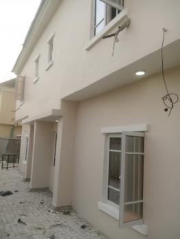 Newly Built 3 Bedroom Duplex, Thomas Estate, Ajah, Lagos, Semi-detached Duplex for Rent