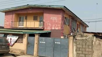 Four Unit of 3 Bedroom with Bq, Gbagada Church, Ifako, Gbagada, Lagos, Block of Flats for Sale