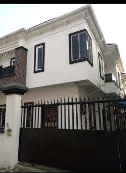 4 Bedroom Fully Detached, Osapa, Osapa, Lekki, Lagos, Detached Duplex for Rent