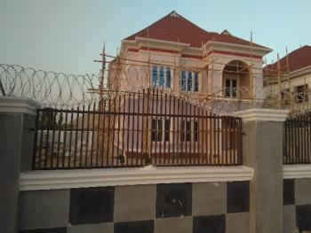 4 Bedroom Detached Duplex with 2 Bq and Gate Hse, Off Von Road, Lugbe District, Abuja, Detached Duplex for Sale