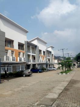 Serviced Fitted Bedroom Terrace House + Bq, Study, Off Oba Akinjobi Street, Ikeja Gra, Ikeja, Lagos, Terraced Duplex for Rent