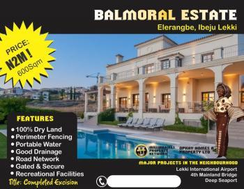 Cofo, New Airport Road, Eleranigbe, Ibeju Lekki, Lagos, Residential Land for Sale