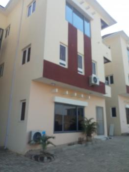 a Luxury Finished  5 Bedroom Terraced Duplex with, By Coza Axis, Guzape District, Abuja, Terraced Duplex for Sale