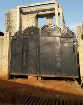 Fine Uncompleted Duplex, Ijaiye, Lagos, Detached Duplex for Sale