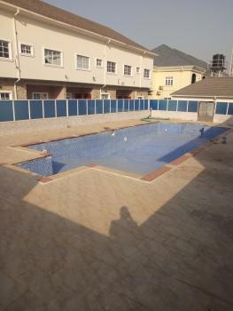 a Luxury 4 Bedroom Terraced Duplex with Bq, Off Patrick Yakowa, Katampe Extension, Katampe, Abuja, Terraced Duplex for Rent