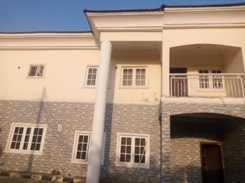 3 Bedroom Duplex with a Room Bq and 2 Sitting Room, Behind Ic World Setraco Second Avenue, Gwarinpa Estate, Gwarinpa, Abuja, Semi-detached Duplex for Rent