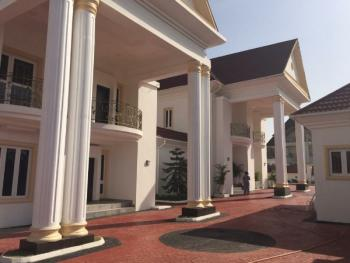 Luxury 4bedroom Semi Detached Duplex, Bq, Chalet, Guzape District, Abuja, House for Rent