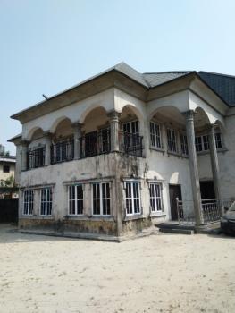 Massive 6-bedroom Duplex W/bq, Carports, Mcc Road, Enerhen, Effurun, Uvwie, Delta, Detached Duplex for Sale