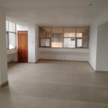 108sqm Ground Floor Open Plan Office Space, Off Bank Anthony Way, Ikeja, Lagos, Office Space for Rent
