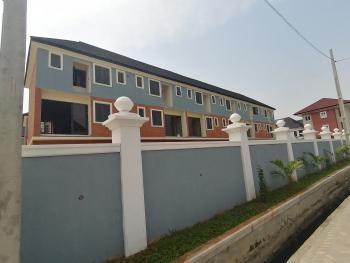 Tastefully Built Four Bedroom Terrace Duplex, By Circle Mall, Osapa, Lekki, Lagos, Terraced Duplex for Sale