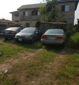 a Block of 4 Units of 3 Bedroom Flat on 800sqm, Bariga, Shomolu, Lagos, Block of Flats for Sale