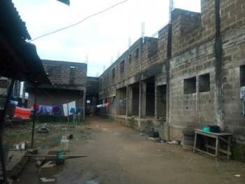 Commercial 6 Plot with Building, Major Alimosho Road, Alimosho, Lagos, Industrial Land for Sale