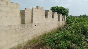 3 Bedroom Flat Uncompleted Limited Level, Sokoto Road, Ologede Bustop, Atan Ota, Ado-odo/ota, Ogun, Block of Flats for Sale