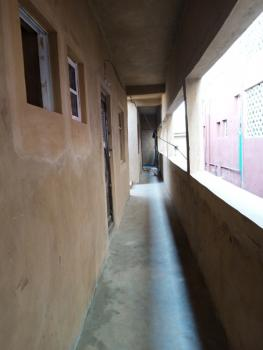 Just Now!!! Newly Built Miniflat All Rooms Tiled, Off Market Street, Shomolu, Lagos, Mini Flat for Rent