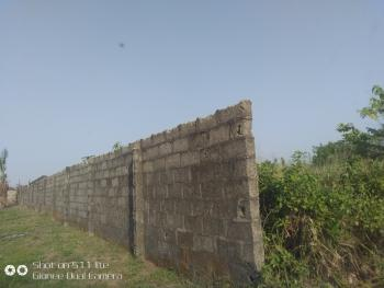 Dry Partly Fenced Upland, Badore, Ajah, Lagos, Residential Land for Sale