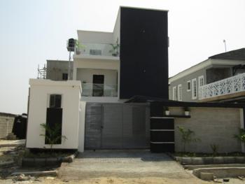 Brand New Luxury 4 Bedroom Detached House with Bq, Ikota Villa Estate, Lekki, Lagos, Detached Duplex for Sale