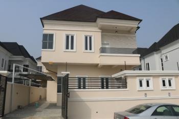 Newly Built Spacious 4 Bedroom Detached House + Bq, Chevron, Lekki Phase 2, Lekki, Lagos, Detached Duplex for Sale