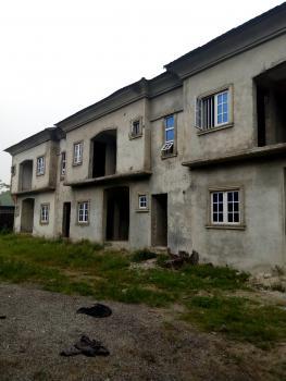 6 Units of 2 Bedroom with 4 Units of 3 Bedroom, Close to Awoyaya Hospital, Awoyaya, Ibeju Lekki, Lagos, Block of Flats for Sale