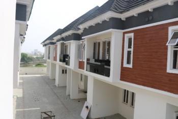 Brand New Luxury 4 Bedroom Terrace House, Chevron, Lekki Phase 2, Lekki, Lagos, Terraced Duplex for Sale