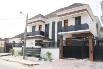 Luxuriously Finished Exquisite 4 Bedroom House, Chevron, Lekki Phase 2, Lekki, Lagos, Semi-detached Duplex for Sale