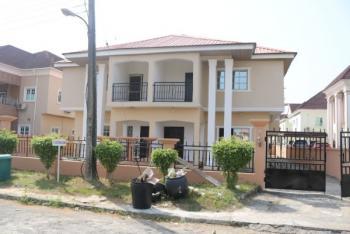 Well Renovated 4 Bedroom Semi-detached Houses, Crown Estate, Ajah, Lagos, Semi-detached Duplex for Sale