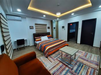 Furnished & Serviced One Bedroom & Studio Apartment, 8, Maccido Dalhatu Street, Katampe Diplomatic Ext., Katampe Extension, Katampe, Abuja, Mini Flat Short Let