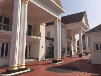 Exquiste 4bedrooms Semi Detached Duplex with Bq, Off Aliyu Modibbo Way, Guzape District, Abuja, Semi-detached Duplex for Rent