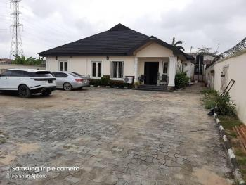 a Luxury 4 Bedroom Bungalow + Bq on a Full Plot, Marshy Hills Estate, Ado, Ajah, Lagos, Detached Bungalow for Sale