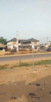 6 Plots of Land on a Major Road, Sapele Road, Benin, Oredo, Edo, Commercial Land for Sale