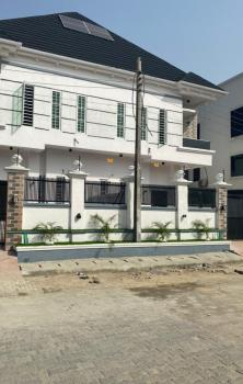 Newly Built 4bedroom Semi Detached Duplex with Bq, Osapa, Lekki, Lagos, Semi-detached Duplex for Sale