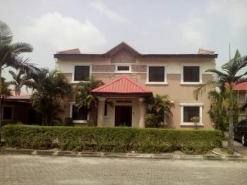 4 Bedroom Duplex in a Serviced Estate, Manor Garden Estate, Vgc, Lekki, Lagos, Detached Duplex for Rent
