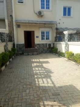 Newly Built 3 Bedroom Terrace Duplex with a Bq, Naf Valley Estate Asokoro, Asokoro District, Abuja, Terraced Duplex for Sale
