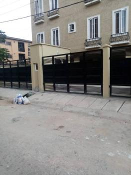 Newly Built Spacious 3bedrooms Flat, Yaba, Lagos, Block of Flats for Sale