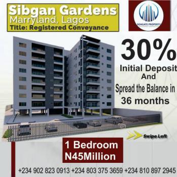 Luxury 1 Bedroom Flat Apartments, Onigbongbo, Maryland, Lagos, Mini Flat for Sale
