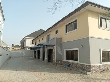 3 Units of 4 Bedroom Terraced House, Odiyan Street, Ikate Elegushi, Lekki, Lagos, Terraced Duplex for Sale