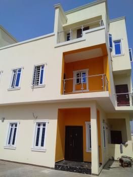 Newly Built Five Bedroom, Barbinton, Omole Phase 1, Ikeja, Lagos, Semi-detached Duplex for Sale